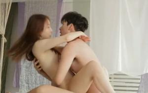 Korean Couple Having the Best Rough