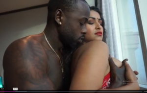 Desi Dhabi and Wild African Man – Maya