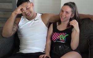 Tatted Jock Noah Gato FUCKS Monica Scott With A Wooty