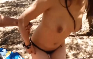 Outside Hot Fuck