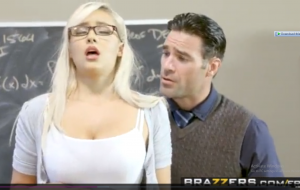Brazzers – Big Tits at School – Math Can Be Stimulating scene starring Kylie Page and Charles Dera.