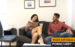 PORNCURRY Indian Boss Randeep Singh fucked her Secretary hard and Cum inside her Pussy.