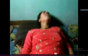 Most Real Bangladeshi Bhabhi in red salwar Fuck by Her Young Devor at Bedroom