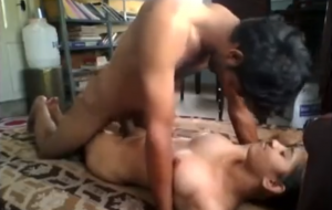 Hot Desi couple's steamy amateur action