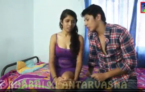 Hot romance in India with gf