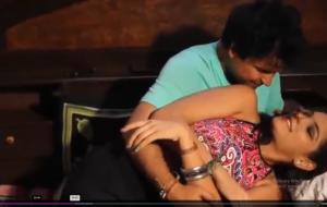 Shruti Bhabhi hot romance with lover