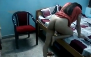 Indian Aunt Fucked in Doggy Style
