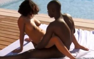 African Sex Style Outdoor Porn video