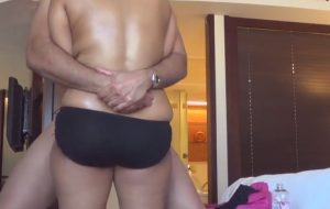 Indian MILFY oily ass Porn video