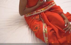 Indian Couple First Wedding Night Sex Enjoy