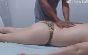 Hd Oil Massage Porn