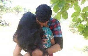 Outdoor romance with hot lucknow desi bhabhi