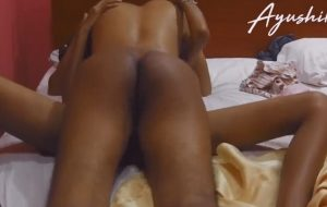 Exquisite Indian Teen Gets It On With Her Man