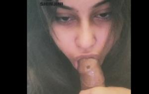 Instagram Model Shinjini Sucking Dick Video Full HD