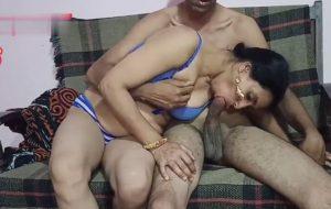 Fisting of sexy bhabhi by Indian callboy
