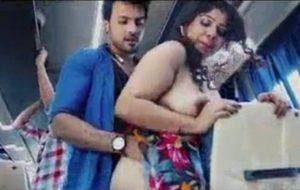 sex in bus porn video