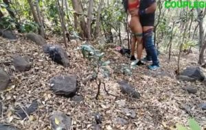 Banging 18 years old hot teen in Jungle