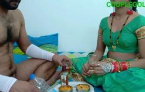 Bigboobs anjali bhabhi chuth fucked after daru party by her devar