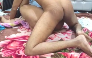Fun with hot big ass Indian aunty