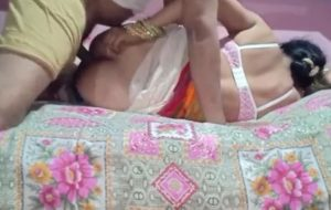 Horny servant fucking married Indian woman