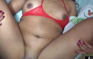Hot NRI girl fucked on Christmas night