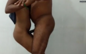 Hot desi maid fucked hardcore after blowjob